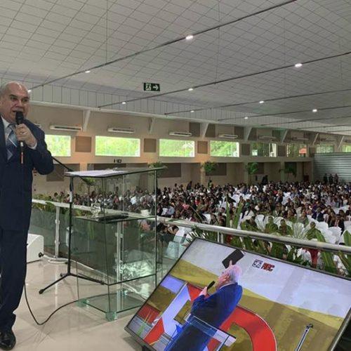 Belém sedia pela primeira vez uma Conferência da Escola Dominical