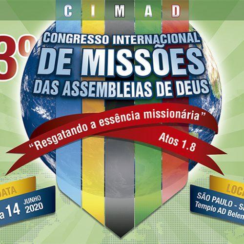 3º Congresso Internacional de Missões das Assembleias de Deus